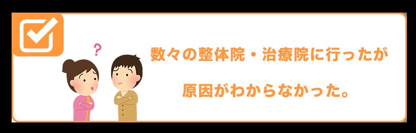 check6 - メニュー