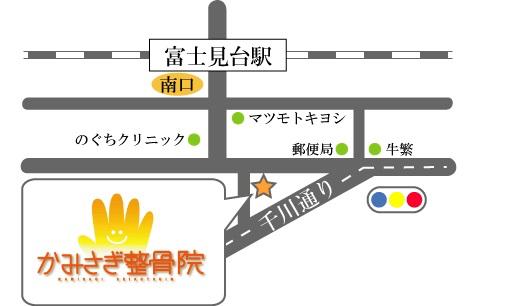 map - アクセス